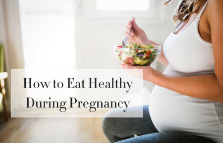 Eating Healthy During Pregnancy (Rectangle, no website)