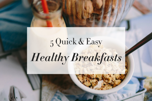 Healthy Breakfasts (Rectangle, No Web)