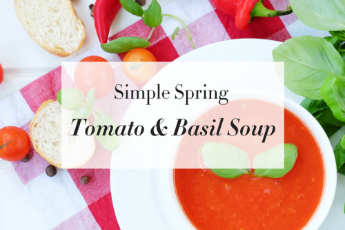Tomato & Basil Soup (Rectangle)